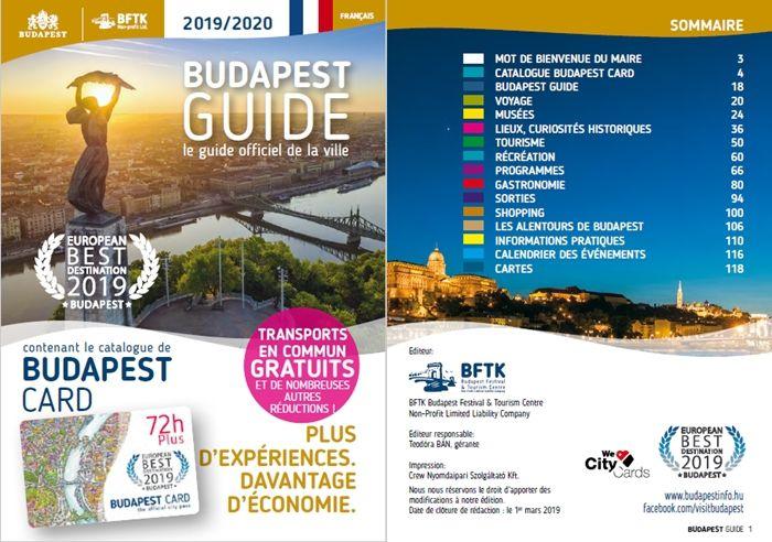 Budapest Info PDF FR 2019