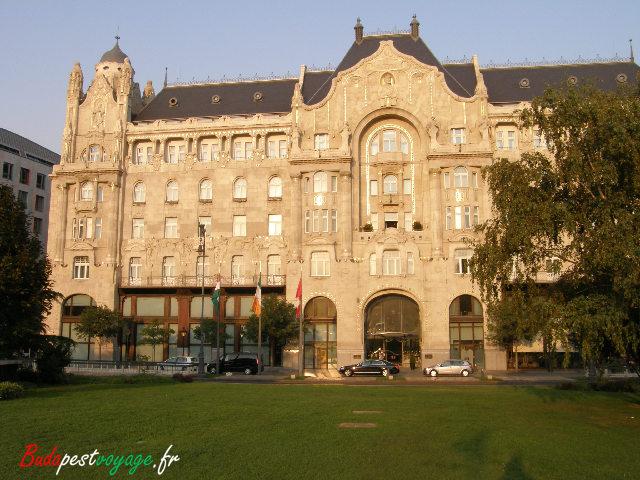 Le-Palais-Gresham-Budapest