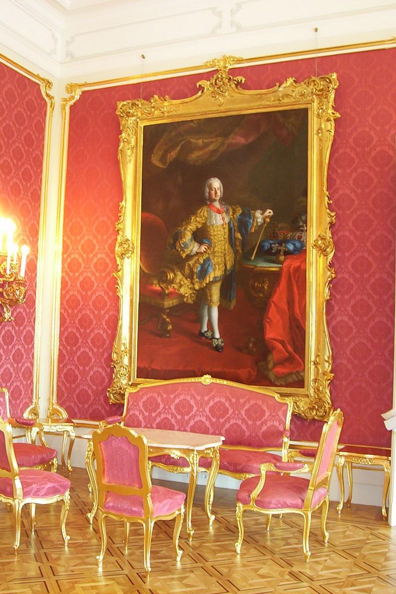 le palais Sándor Budapest
