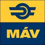 MAV logo, transports publics de Budapest