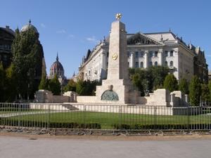 Place de la Liberté (Szabadság tér) Budapest