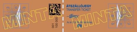 Billet avec transfert, transports publics de Budapest